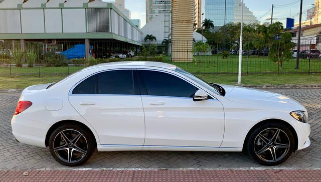 Mercedes benz - c180 cgi 1.6 turbo 16v automático 2018/2018 (único dono) - Foto 10