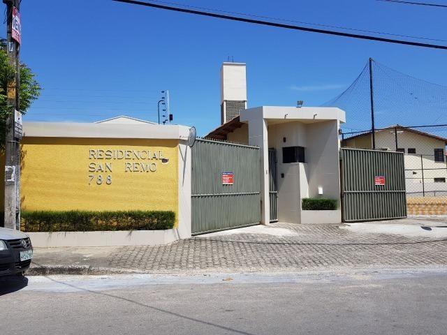 Casa para locação condominio San Remo - Bairro Jose de Alencar