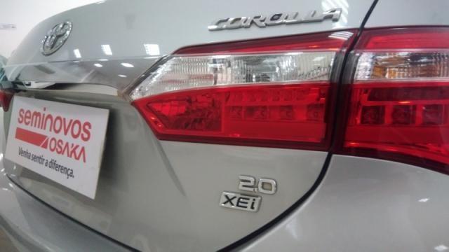 TOYOTA COROLLA 2.0 XEI 16V FLEX 4P AUTOMATICO. - Foto 11