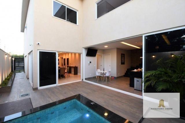 A casa mais bonita do Guará! Com piscina, nova! - Foto 9