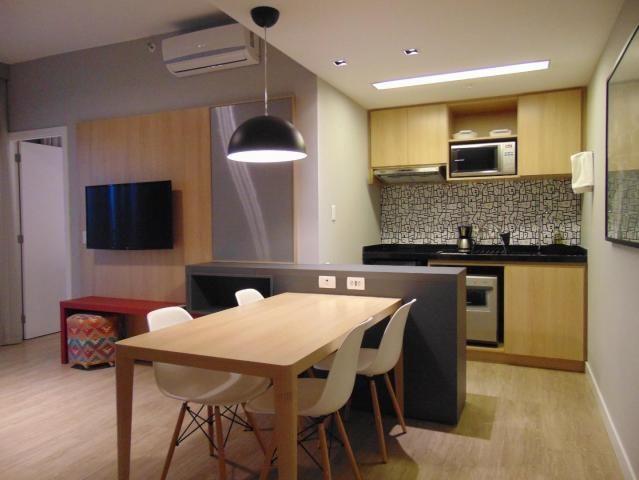 Apartamento com 1 dormitório à venda, 44 m² por r$ 350.000 - caminho das árvores - salvado - Foto 15