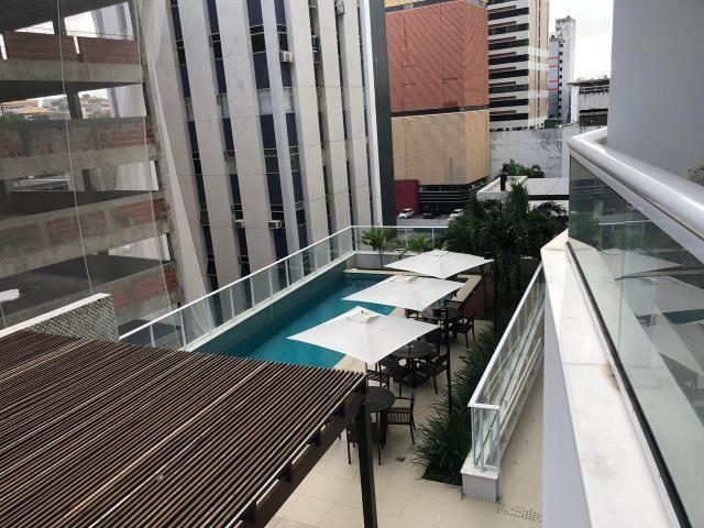 Apartamento com 1 dormitório à venda, 44 m² por r$ 350.000 - caminho das árvores - salvado - Foto 9