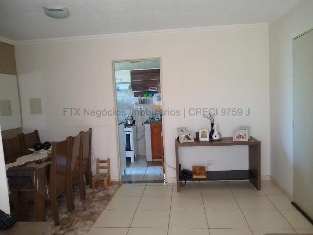 Apartamento à venda, 2 quartos, 1 vaga, sobrinho - campo grande/ms - Foto 5