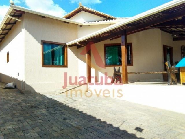 Casa residencial aconchegante com área gourmet disponível para venda em juatuba | juatuba  - Foto 12