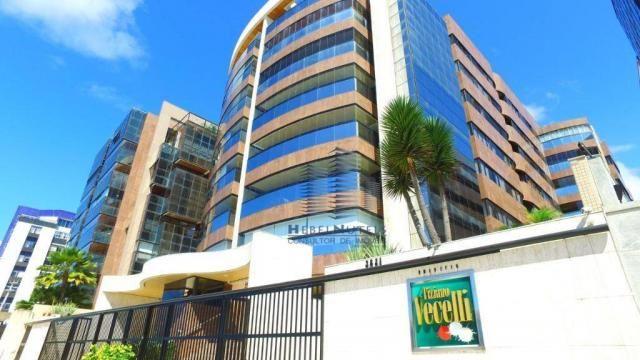 Apartamento com 4 dormitórios à venda, 319 m² por R$ 2.751.500,00 - Jatiúca - Maceió/AL