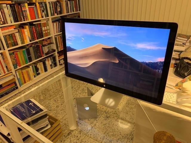 Novissimo: Apple Display Thunderbolt 27 polegadas HD Widescreen alta definição para macs