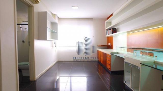 Apartamento com 4 dormitórios à venda, 319 m² por R$ 2.751.500,00 - Jatiúca - Maceió/AL - Foto 20