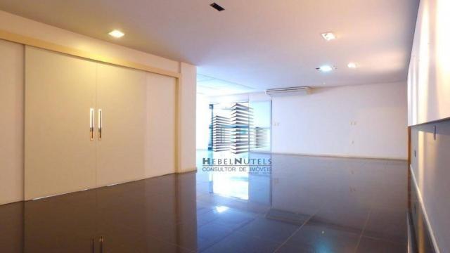 Apartamento com 4 dormitórios à venda, 319 m² por R$ 2.751.500,00 - Jatiúca - Maceió/AL - Foto 18