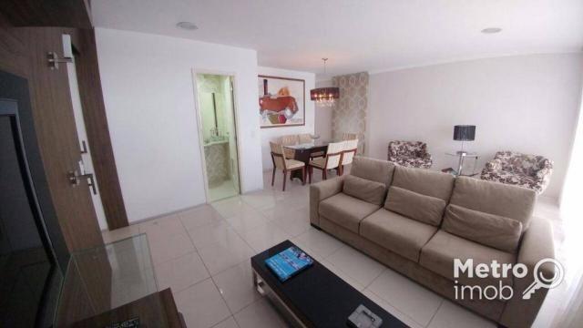 Apartamento à venda com 3 dormitórios em Olho d'agua, São luís cod:AP0122