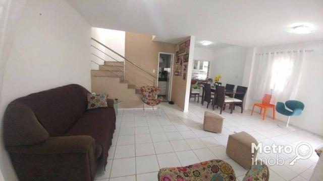 Casa de condomínio à venda com 3 dormitórios em Araçagy, São josé de ribamar cod:CA0018 - Foto 3