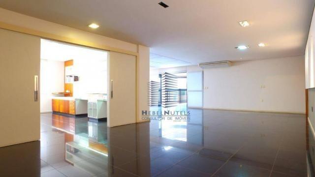 Apartamento com 4 dormitórios à venda, 319 m² por R$ 2.751.500,00 - Jatiúca - Maceió/AL - Foto 19