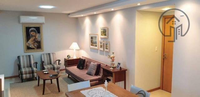 Apartamento com 1 suíte e 01 dormitório à venda por R$ 350.000 - Centro - Jaraguá do Sul/S - Foto 8