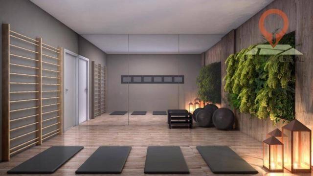 Apartamento com 1 dormitório à venda, 40 m² por R$ 240.000 - Jatiúca - Maceió/AL - Foto 4