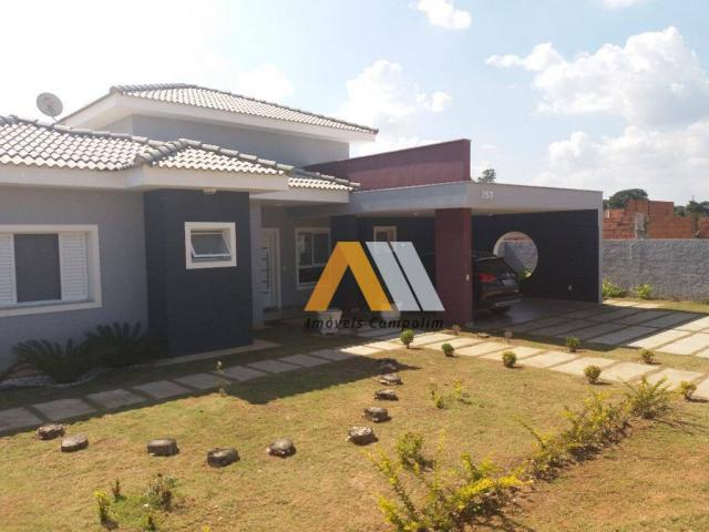 Casa Residencial à venda,Condomínio Village da Serra em Araçoiaba da Serra - Foto 5