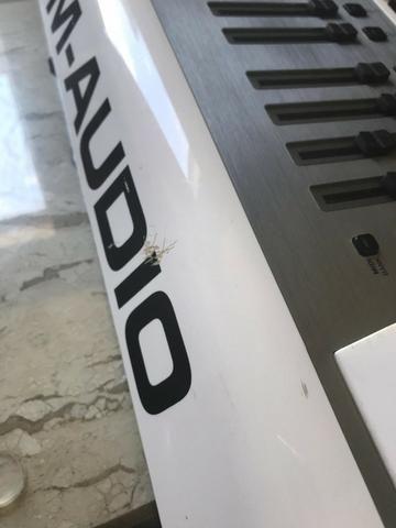 Teclado Controlador M-Audio Axiom Air 61 - Foto 6