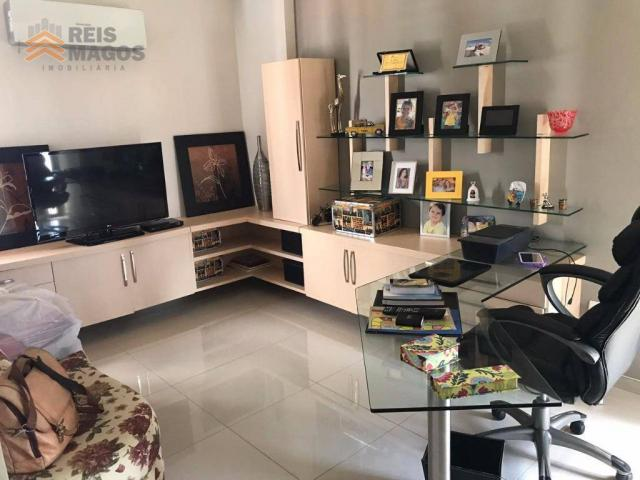 Apartamento com 3 dormitórios à venda, 235 m² por R$ 670.000 - Tirol - Natal/RN - Foto 4