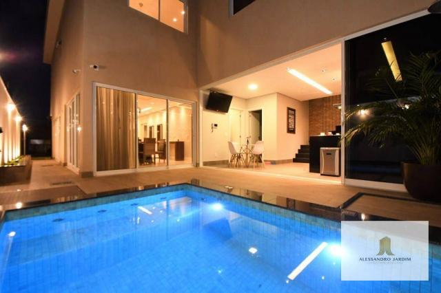 A casa mais bonita do Guará! Com piscina, nova!