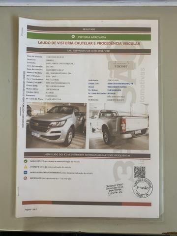 GM S10 Pick-Up LS 2.8 TDI 4x4 CS Diesel 200CV - Foto 16