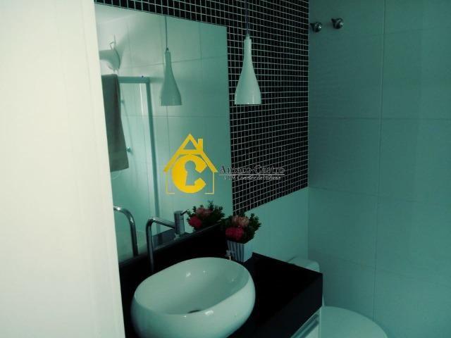 COD 231-Lê Jardin-Espetacular duplex fino acabamento 3 suítes ( 1 c/ closet) - Luz - NI - Foto 20