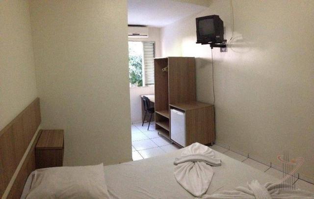 Prédio comercial no centro de Foz para fins hoteleiros com 108 quartos mobiliados! - Foto 16