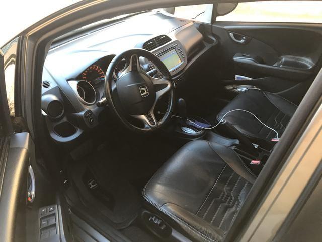 Vendo Honda Fit Ex 2011 automático - Foto 9