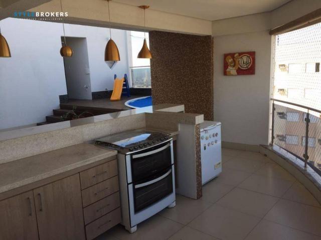 Cobertura no Edifício Sky Loft com 3 dormitórios à venda, 224 m² por R$ 1.300.000 - Bairro - Foto 11