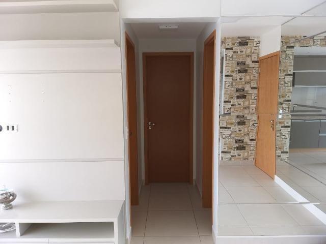 Apartamento Cond. Jardins do Eden II 2 quartos sendo 1 suite completo em armários - Foto 7
