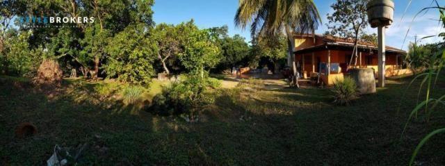 Chácara no Pai André com 6 dormitórios à venda, 20000 m² por R$ 180.000 - Pai André - Várz - Foto 5