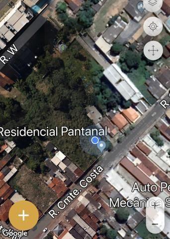 Terreno 5.000 m2 no Centro Rua Comandante Costa