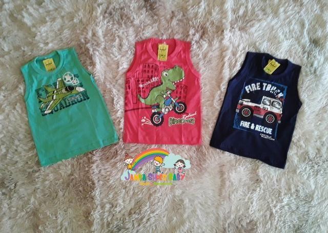 Camiseta infantil masculina - Foto 2