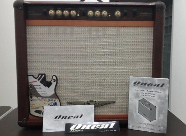 Amplificador Oneal OCG400R