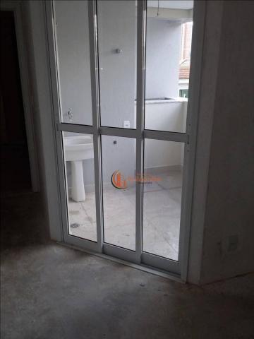 Apartamento à venda, 53 m² por r$ 345.900,00 - jardim - santo andré/sp - Foto 14