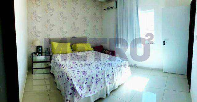 Casa com: - 3 quartos, duas suítes com closet; - Foto 2