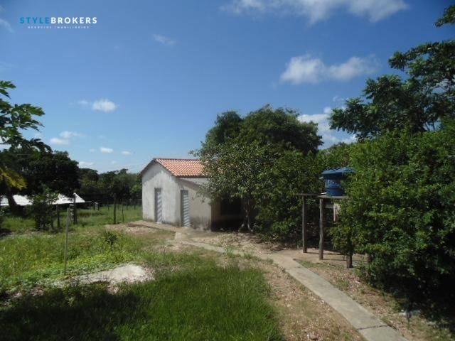 Fazenda à venda, 800000 m² por R$ 550.000,00 - Zona Rural - Nossa Senhora do Livramento/MT - Foto 4