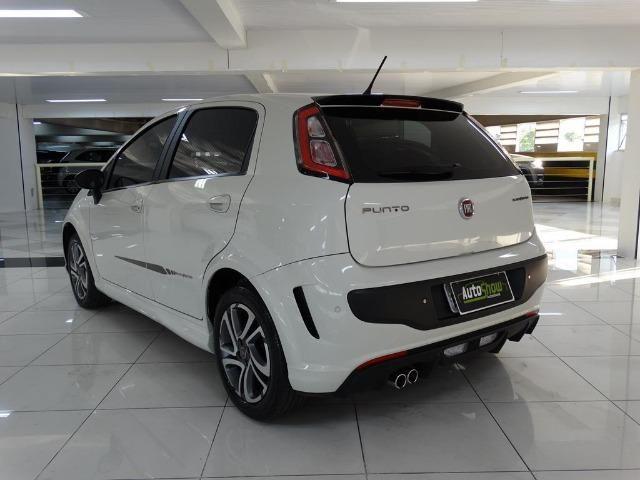 Fiat Punto Blackmotion 1.8 Flex Automático Branco - Foto 6