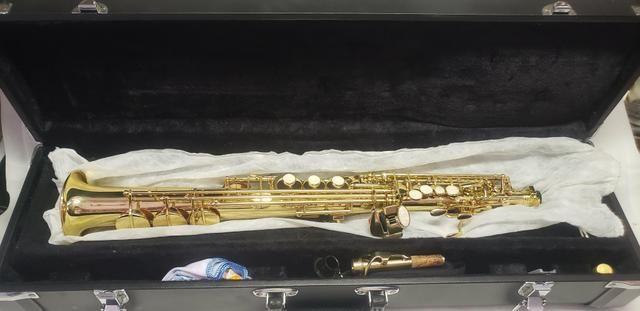 Sax Soprano Eagle SP-502 - Foto 4