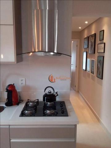 Apartamento à venda, 53 m² por r$ 345.900,00 - jardim - santo andré/sp - Foto 3