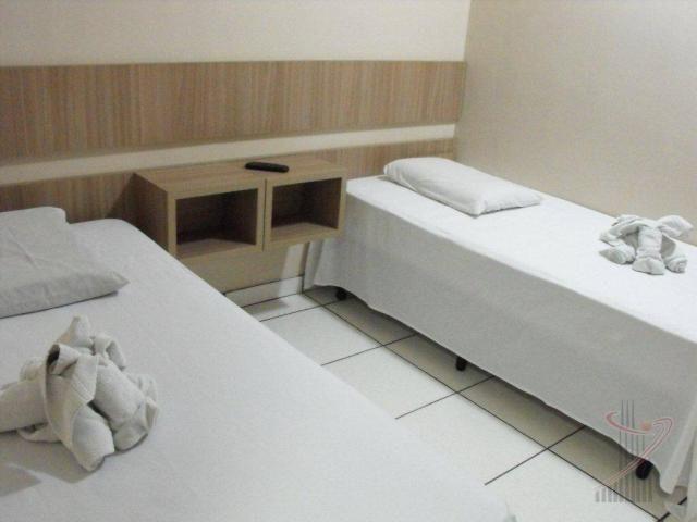 Prédio comercial no centro de Foz para fins hoteleiros com 108 quartos mobiliados! - Foto 7
