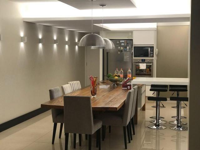 Apartamento com 3 dormitórios à venda, 122 m² por r$ 850.000 - bairro jardim - santo andré - Foto 2