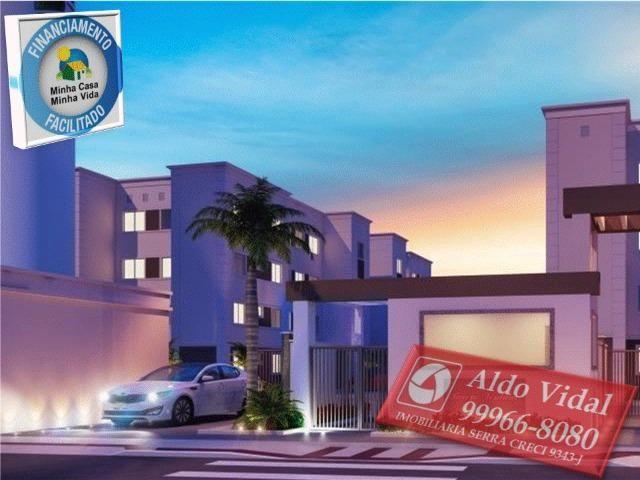 ARV51- Apartamento 2 Quartos Balneário de Carapebus a 900m da praia - Foto 7