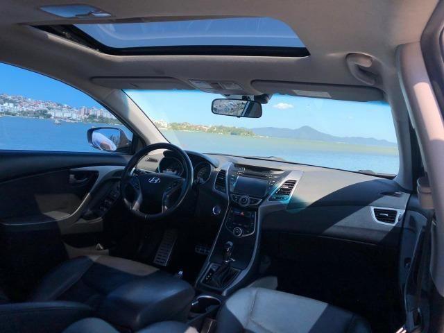 Hyundai Elantra GLS 2.0 16v Automático - Foto 9
