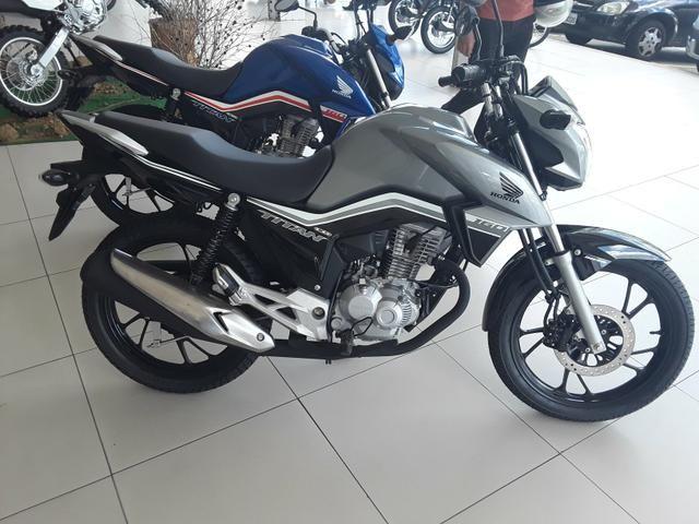 Honda Cg Titan 2020 faça Já o seu Consórcio Honda !!!!!