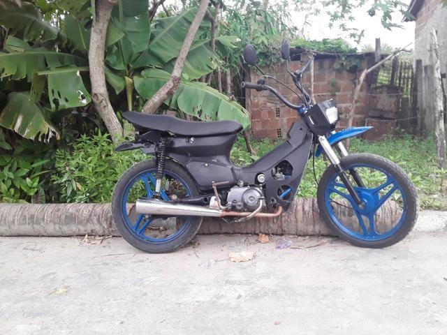 Traxx 75 cc emplacada - Foto 2