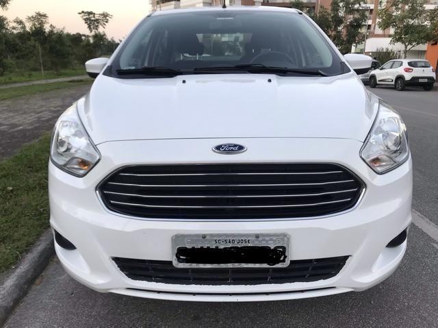 Ford Ka Sedã SEL 1.5 2015 COMPLETO - Foto 3