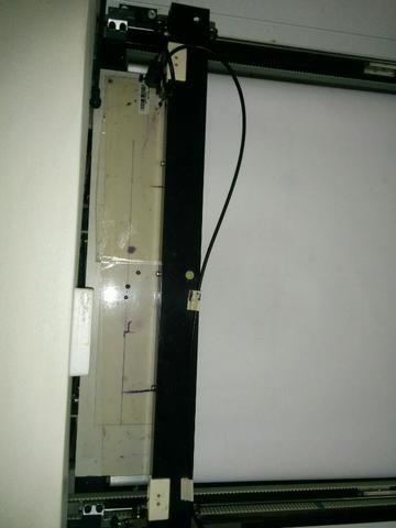 Plotter de risco P2000/1 Investronica - Foto 4