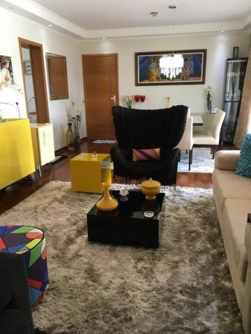 Apartamento com 3 suítes à venda, 133 m² por r$ 980.000 - santa paula - são caetano do sul - Foto 3