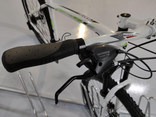 Mountain Bike Rharu Cambio E Passadores Shimano Aro 29 - Foto 3