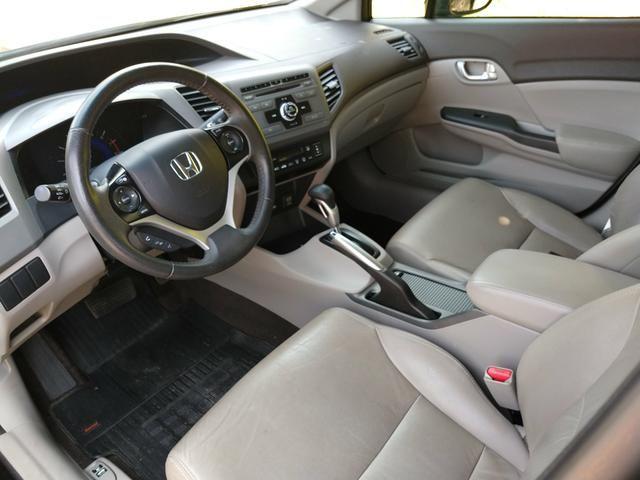 Honda Civic LXR 2.0 Automático - 2014 - Foto 9