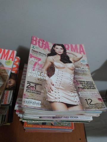 Revistas Boa Forma para Colecionadores