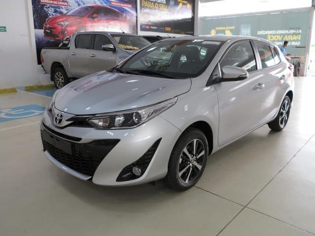 TOYOTA YARIS HATCH XLS AT 19/20 - Foto 3